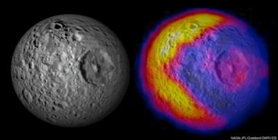 Mimas - Packman